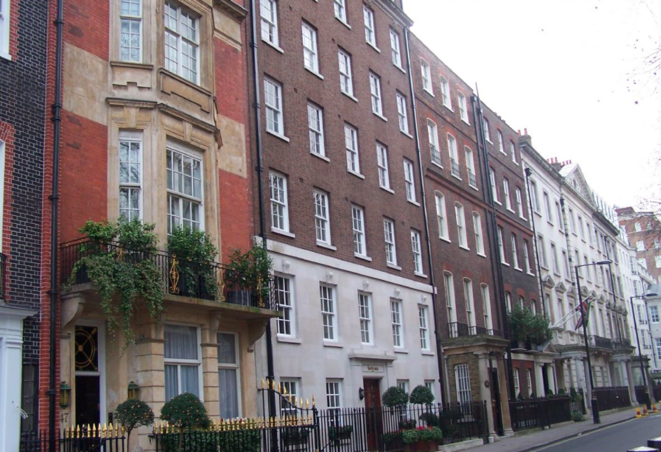 Hot property in Mayfair. Photo: Zoopla