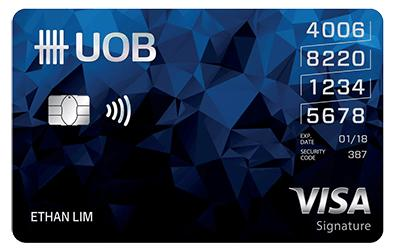 UOB YOLO Credit Card