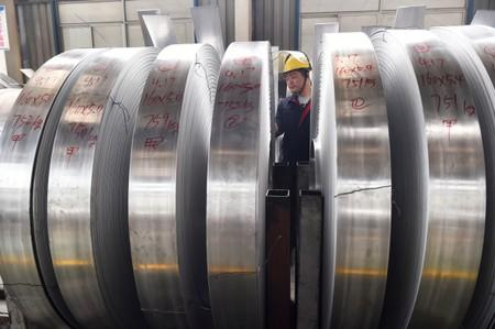 China aluminium output slips in August amid smelter outages