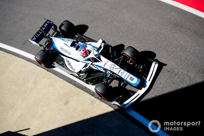 """Williams FW43 <span class=""""copyright"""">Steven Tee / Motorsport Images</span>"""