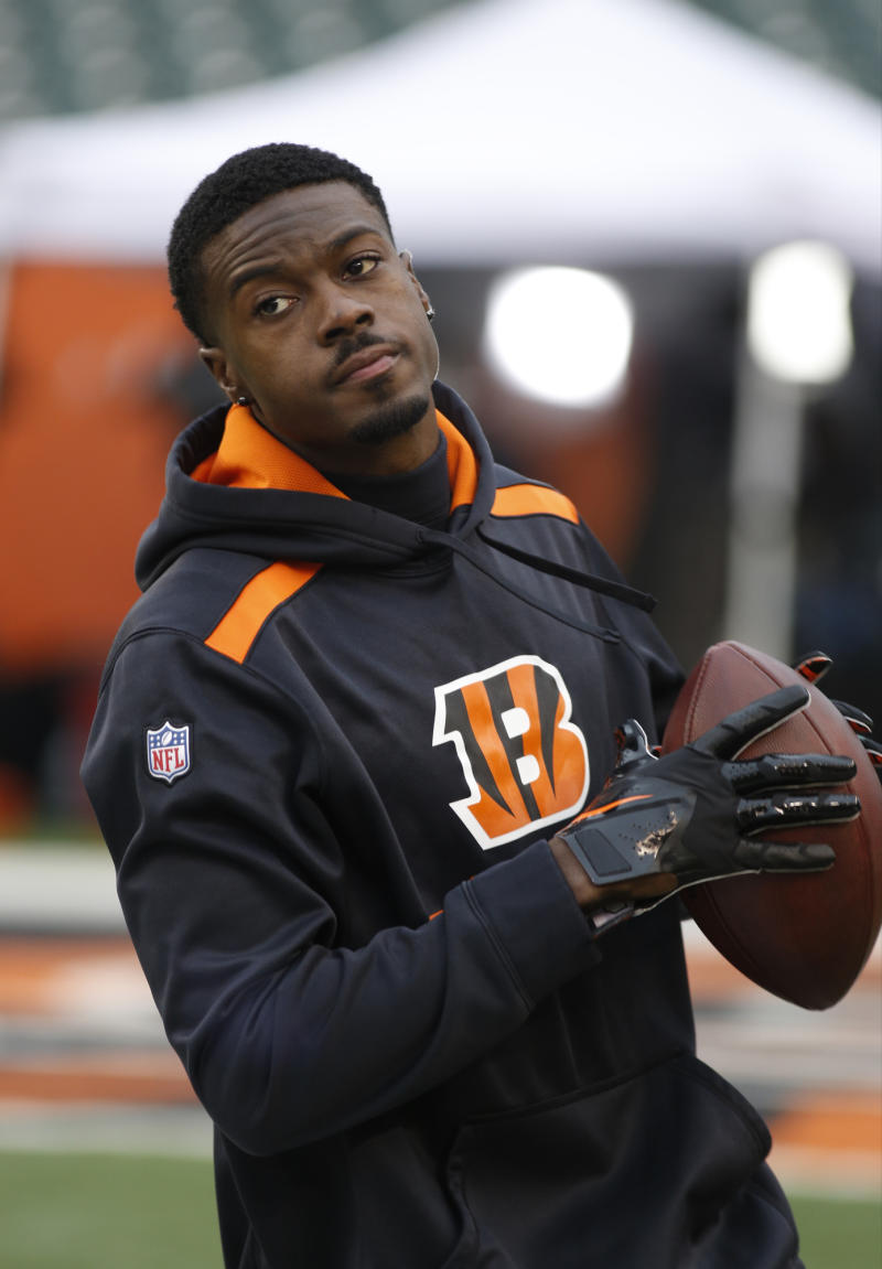 Bengals exercise WR A.J. Green's option for 2015
