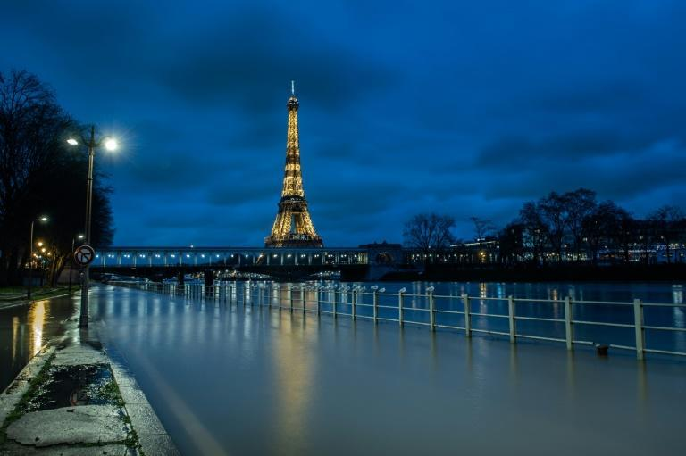 The Eiffel Tower will play a prominent part in the Paris 2024 Summer Olympics