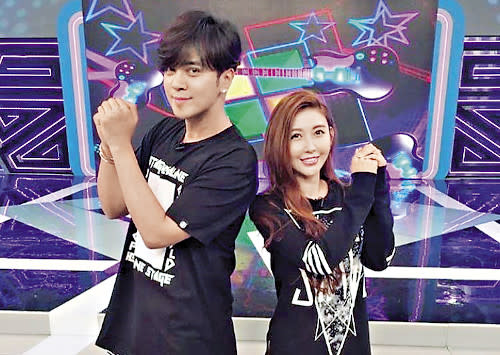 The TV personality was dragged into Show Lo's sex scandal