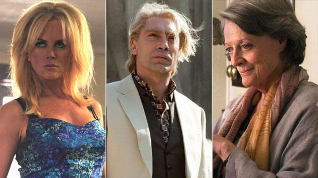 Nicole Kidman, Javier Bardem and Maggie Smith