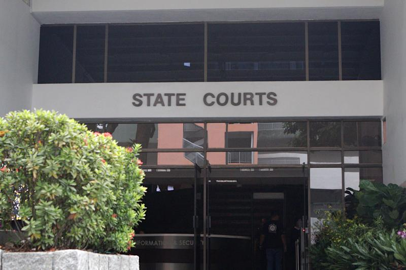 Singapore's State Courts (Yahoo News Singapore file photo)