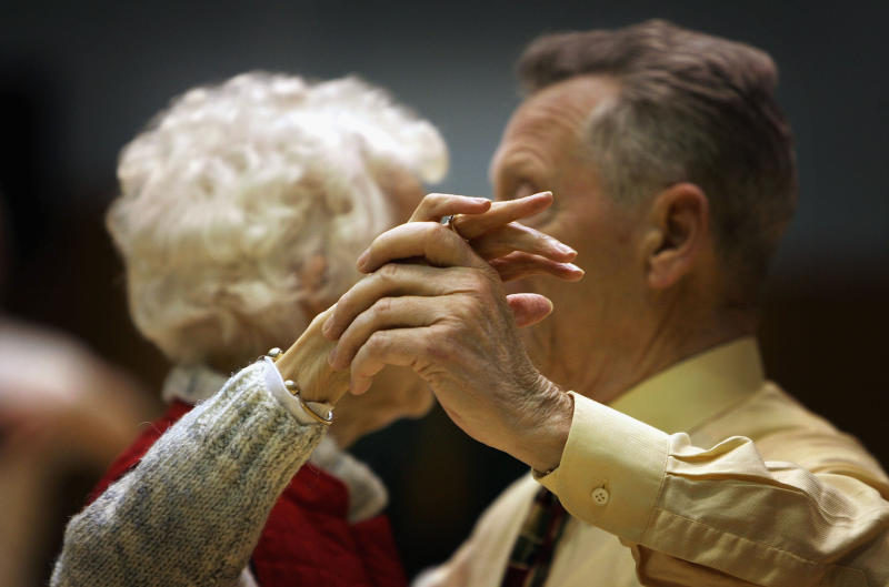 Elderly German Couple Tears Up the Dance Floor: We Still Have a Lot of Fun'