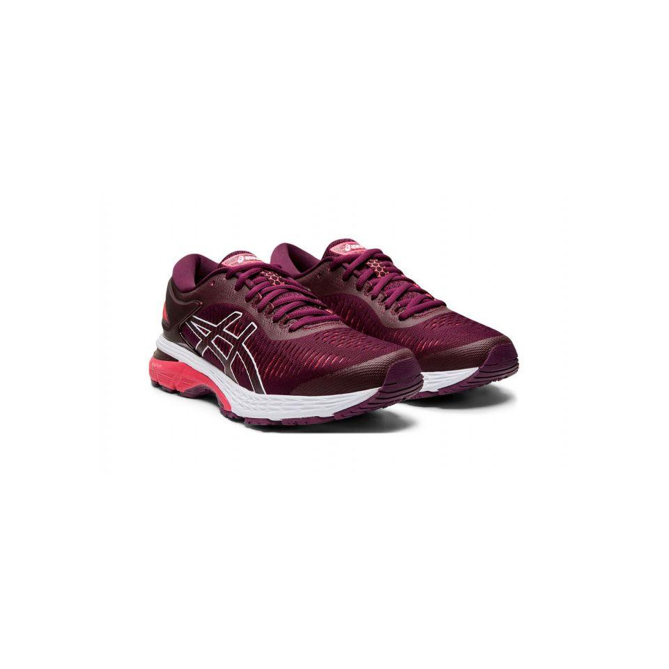 <p>For over 20 years, the Gel-Kayano, Gel-Cumulus, and Gel-Nimbus have been Asics' best-selling shoes, and also some of our favorite to run in. Now, you can get the latest versions of each shoe for about half off at JackRabbit. </p><p>Originally $160, the Asics Gel-Kayana 25 are now down to $84; the Gel-Nimbus 20 is just $80, and the Gel-Cumulus dropped its price from $120 to $58. Get any of these three Asics shoes on sale until June 15.</p>