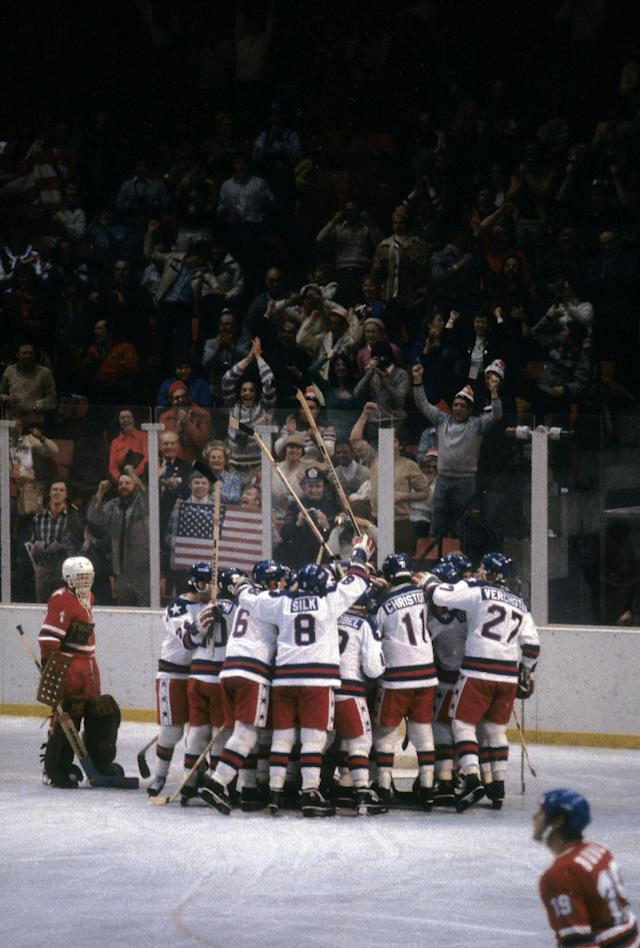 Never-before-heard gem sheds new light on fabled USA hockey upset over the USSR at the 1980 Olympics.