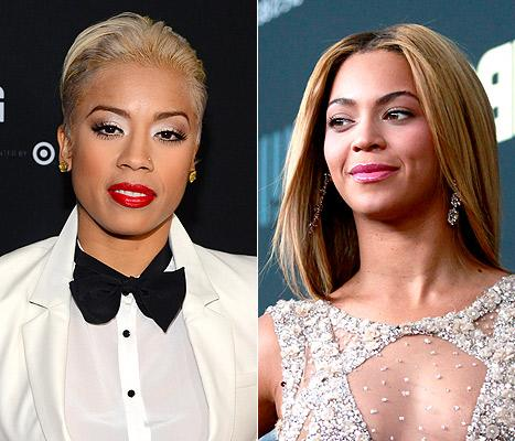 "Keyshia Cole Slams Beyonce's New Song ""Bow Down/I Been On,"" Calls Her ""Self-Righteous"""