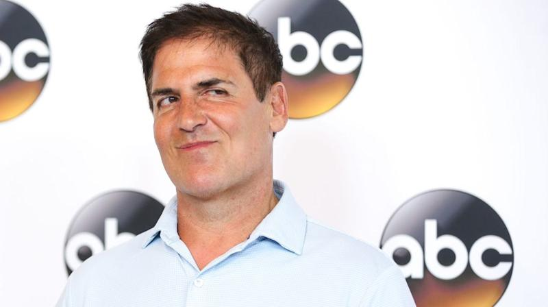 Forbes values Mark Cuban at $3.3 billion, but he has little time for it.