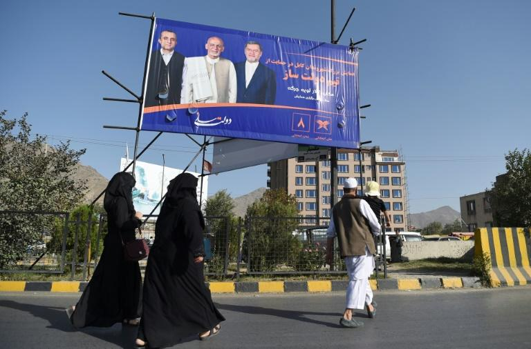 Many Afghans and observers had expected this month's presidential elections to be cancelled - until Donald Trump abruptly scuttled US-Taliban talks, dragging the vote back into the spotlight
