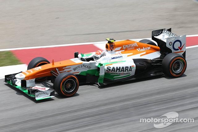 "Sahara Force India VJM06 (2013) <span class=""copyright"">Hazrin Yeob Men Shah</span>"