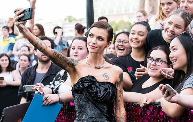 Ruby Rose has revealed she's been struggling with skin issues. Source: Getty