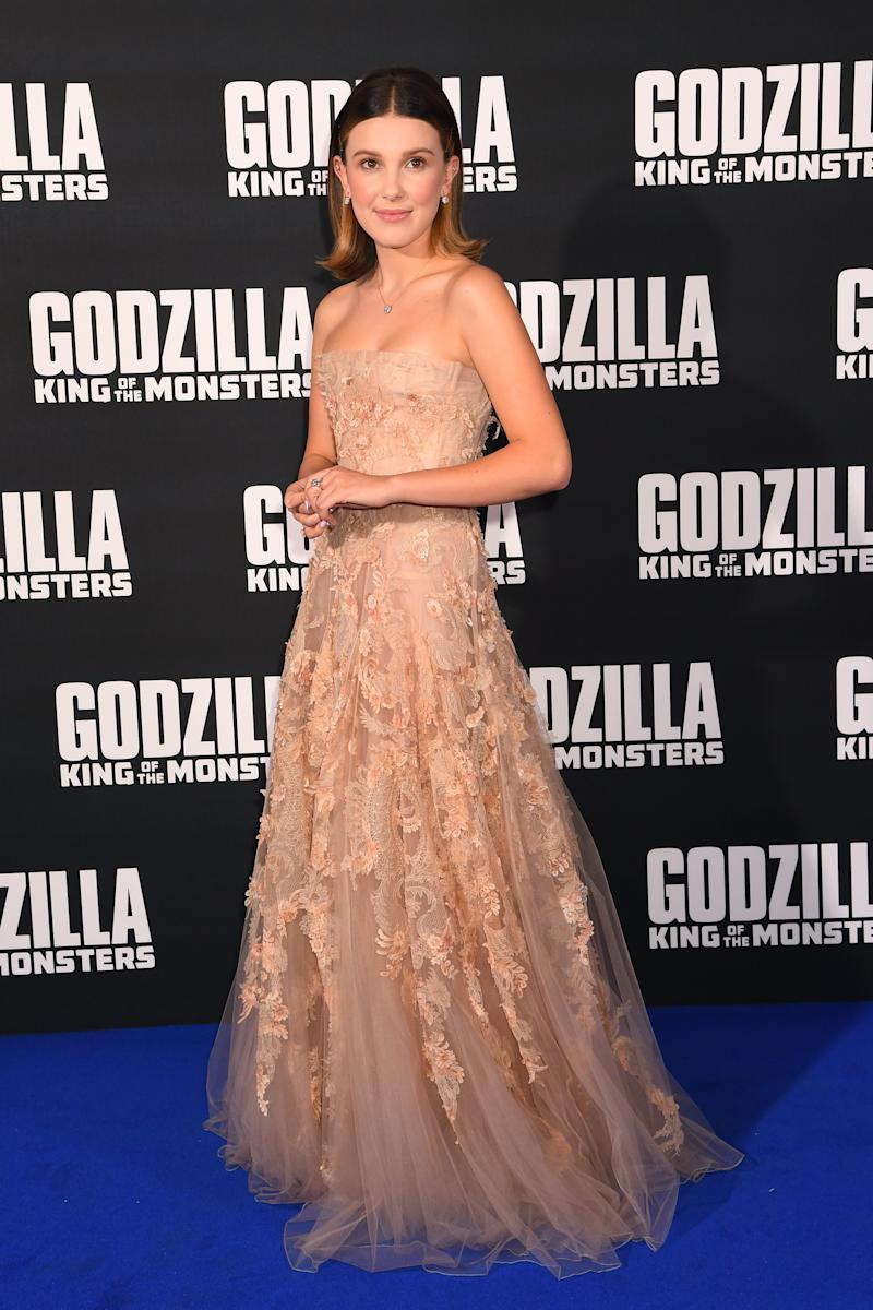 Millie Bobby Brown Pulled A Very Kate Middleton Style Move On The