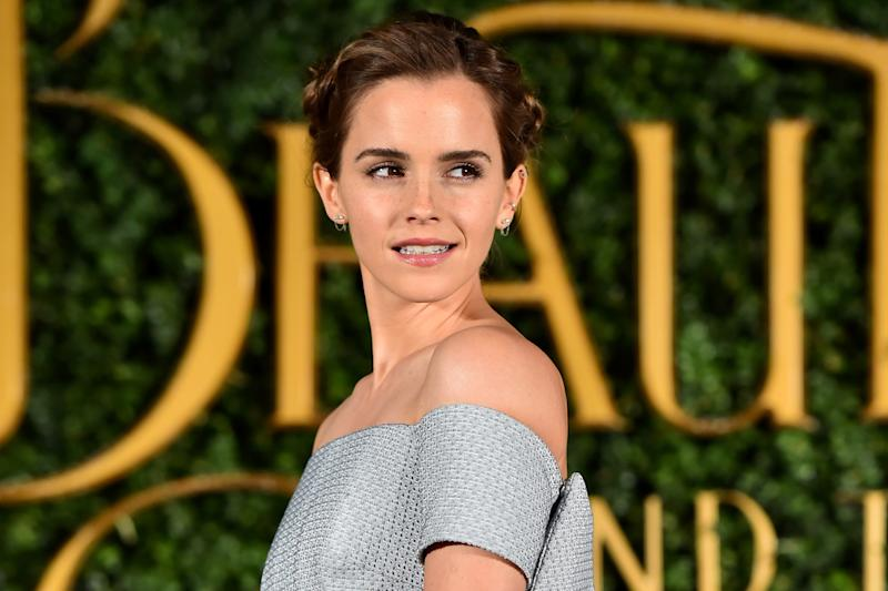 High earner: Emma Watson is set to become world's highest paid actress: Matt Crossick/PA