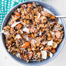 """<p>Make a big batch of this granola and have an easy breakfast ready all week long. </p><p>Get the <a href=""""https://www.delish.com/uk/cooking/recipes/a30386471/keto-cereal-recipe/"""" rel=""""nofollow noopener"""" target=""""_blank"""" data-ylk=""""slk:Keto Cereal"""" class=""""link rapid-noclick-resp"""">Keto Cereal</a> recipe.</p>"""