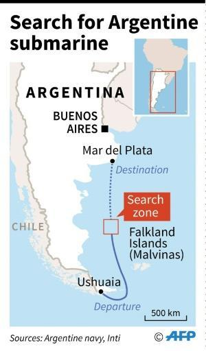 <p>Noises detected in Argentine sub search disappoint</p>