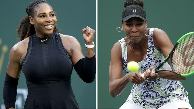 Who will prevail out of Serena and Venus? Image: Getty