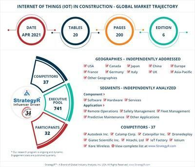 Internet of Things (IoT) in Construction