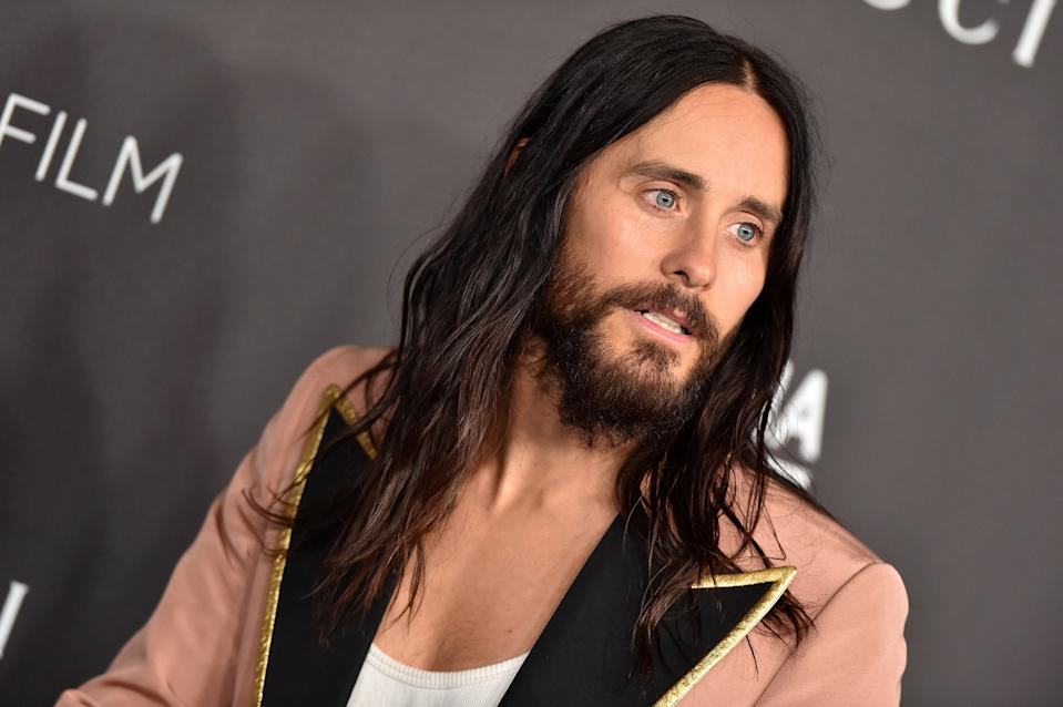 Jared Leto was in a silent retreat when the coronavirus pandemic first hit the U.S. (Photo: Axelle/Bauer-Griffin/FilmMagic)