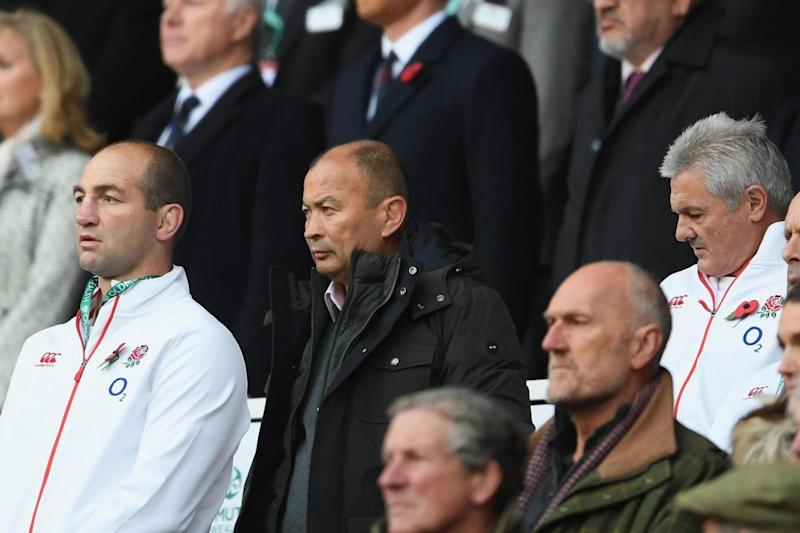 England boss Eddie Jones is targeting a fifth win over Australia as England head coach (Getty Images)