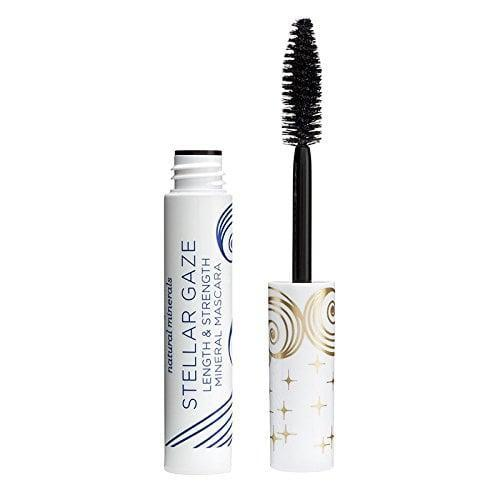 "<p><a href=""https://www.popsugar.com/buy/Pacifica-Stellar-Gaze-Length-amp-Strength-Mascara-563634?p_name=Pacifica%20Stellar%20Gaze%20Length%20%26amp%3B%20Strength%20Mascara&retailer=amazon.com&pid=563634&price=14&evar1=bella%3Aus&evar9=47373452&evar98=https%3A%2F%2Fwww.popsugar.com%2Fbeauty%2Fphoto-gallery%2F47373452%2Fimage%2F47373457%2FThis-Lengthening-Mascara&list1=amazon%2Cvegan%20beauty&prop13=api&pdata=1"" class=""link rapid-noclick-resp"" rel=""nofollow noopener"" target=""_blank"" data-ylk=""slk:Pacifica Stellar Gaze Length &amp; Strength Mascara"">Pacifica Stellar Gaze Length &amp; Strength Mascara</a> ($14) is one of the site's highest-rated products for good reason. Not only is it made with a long-lasting formula that won't clump, but it also features vitamin B and coconut water to strengthen the lashes.</p>"