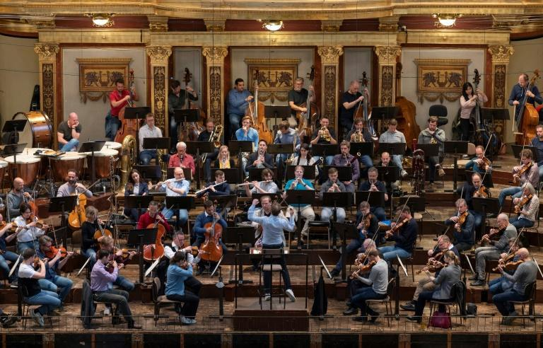 The concerts in Vienna will be the first for the orchestra since it went on a tour to Japan last November