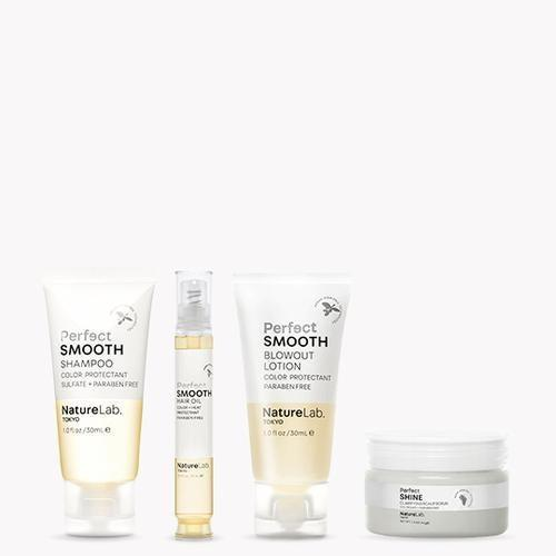 """<h2>NatureLab Tokyo Smooth Holiday Gift Set</h2><br>You may not be able to swing a blowout date with your friends this year, but this travel-sized kit comes close. Inside is NatureLab Tokyo's smoothing shampoo, blowout lotion, hair oil, and scalp scrub, so your friend can land a near-perfect blowout on her own.<br><br><strong>NatureLab Tokyo</strong> Smooth Holiday Gift Set, $, available at <a href=""""https://go.skimresources.com/?id=30283X879131&url=https%3A%2F%2Fnaturelab.com%2Fproducts%2Fsmooth-holiday-set-1%3Fvariant%3D32436890533936%26currency%3DUSD%26utm_medium%3Dproduct_sync%26utm_source%3Dgoogle%26utm_content%3Dsag_organic%26utm_campaign%3Dsag_organic%26utm_campaign%3Dgs-2018-10-19%26utm_source%3Dgoogle%26utm_medium%3Dsmart_campaign%26gclid%3DCjwKCAjw0On8BRAgEiwAincsHIT_-J_O0UMtG9MtHahf4NZcnpywBDIzvBdgjH1qAjQ5olDN0RvFTxoCbXcQAvD_BwE"""" rel=""""nofollow noopener"""" target=""""_blank"""" data-ylk=""""slk:NatureLab Tokyo"""" class=""""link rapid-noclick-resp"""">NatureLab Tokyo</a>"""