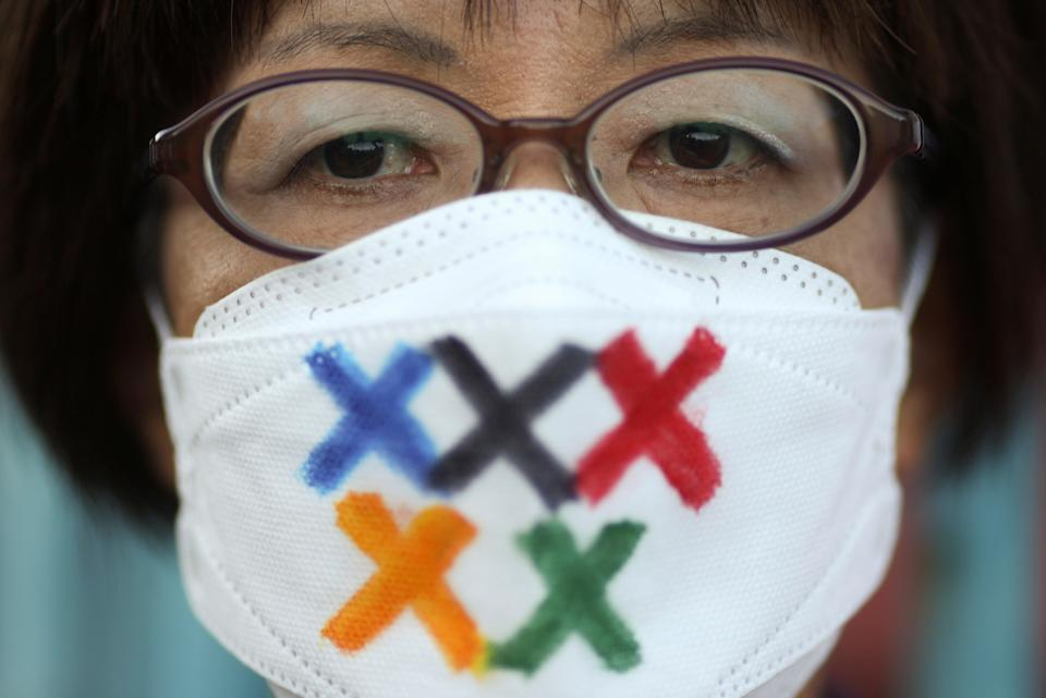 Anti-Olympics sentiments have have mounted in the wake of a Covid-enforced state of emergency in Tokyo (REUTERS)