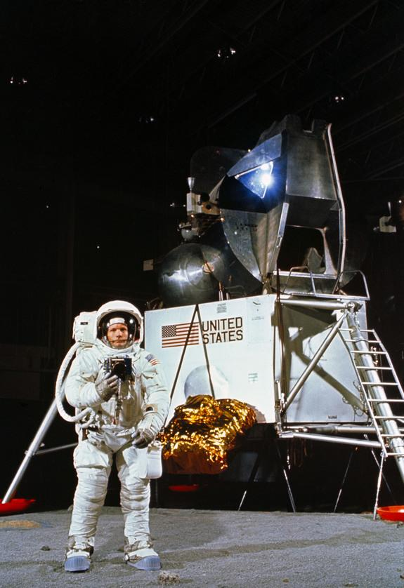 Neil Armstrong Didn't Lie About 'One Small Step' Moon Speech, Historian Says