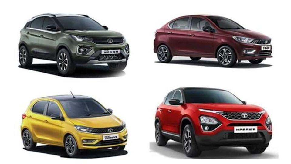 Discounts worth Rs. 65,000 on BS6 Tata cars this month