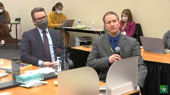 Former Minneapolis police officer Derek Chauvin was convicted of second-degree murder, third-degree murder and second-degree manslaughter for killing George Floyd. (Photo: Hennepin County)