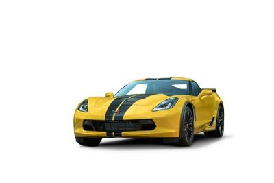 Hertz 100th Anniversary Edition Corvette Z06