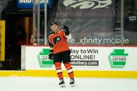NHL: Boston Bruins at Philadelphia Flyers