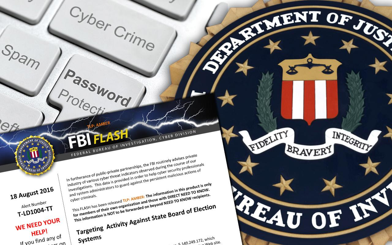 FBI cyberthreat