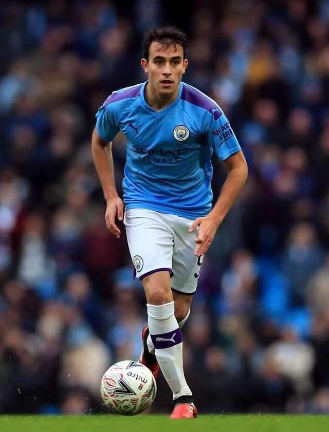 Eric Garcia looks set to leave City for Barcelona in the summer