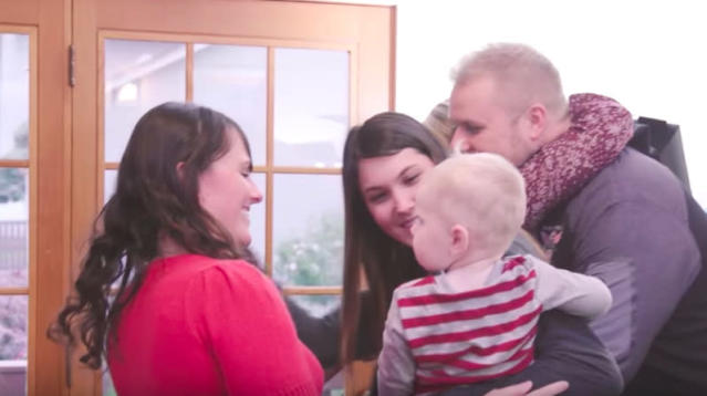 Three families recently got the opportunity to give their former neonatal intensive care unit nurses an emotional thank-you in a video made in honor of World Prematurity Day.