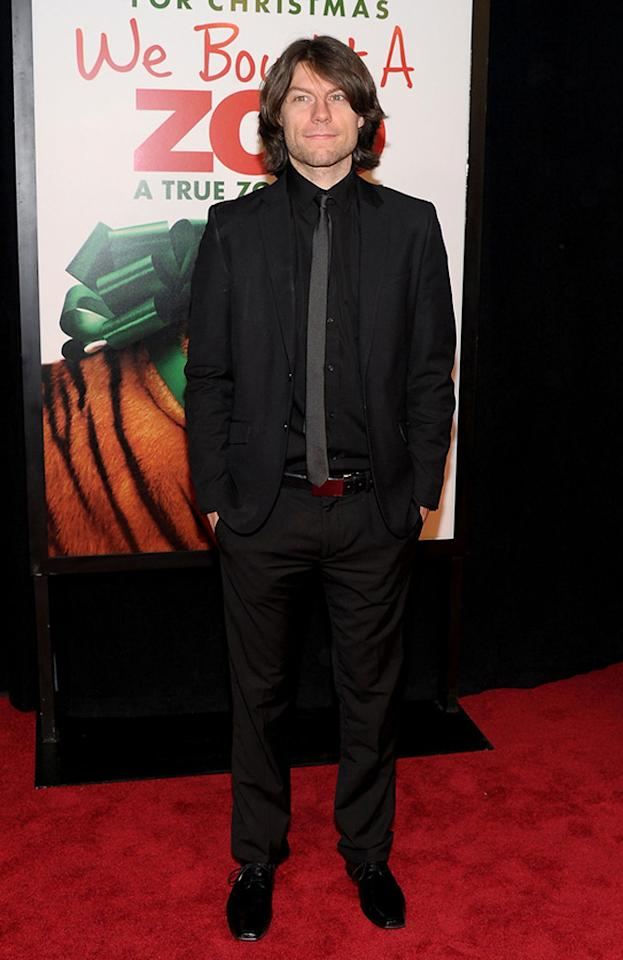 "<a href=""http://movies.yahoo.com/movie/contributor/1802761715"">Patrick Fugit</a> at the New York premiere of <a href=""http://movies.yahoo.com/movie/1810164709/info"">We Bought a Zoo</a> on December 12, 2011."