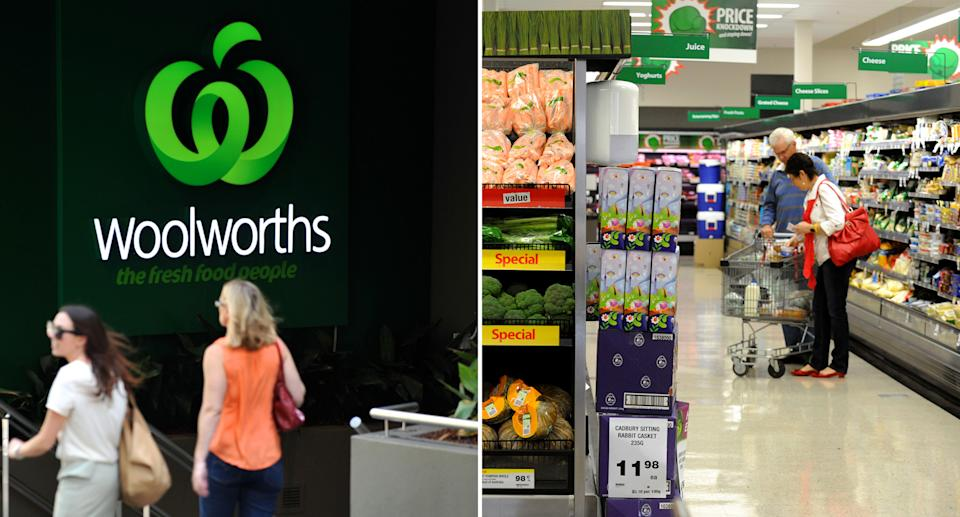 A Woolworths shopper has shared the inspiring actions staff took to help when he had a health episode in-store. Source: Getty Images