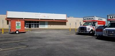 bd7a45dbae U-Haul® will soon be showcasing its first retail and self-storage facility