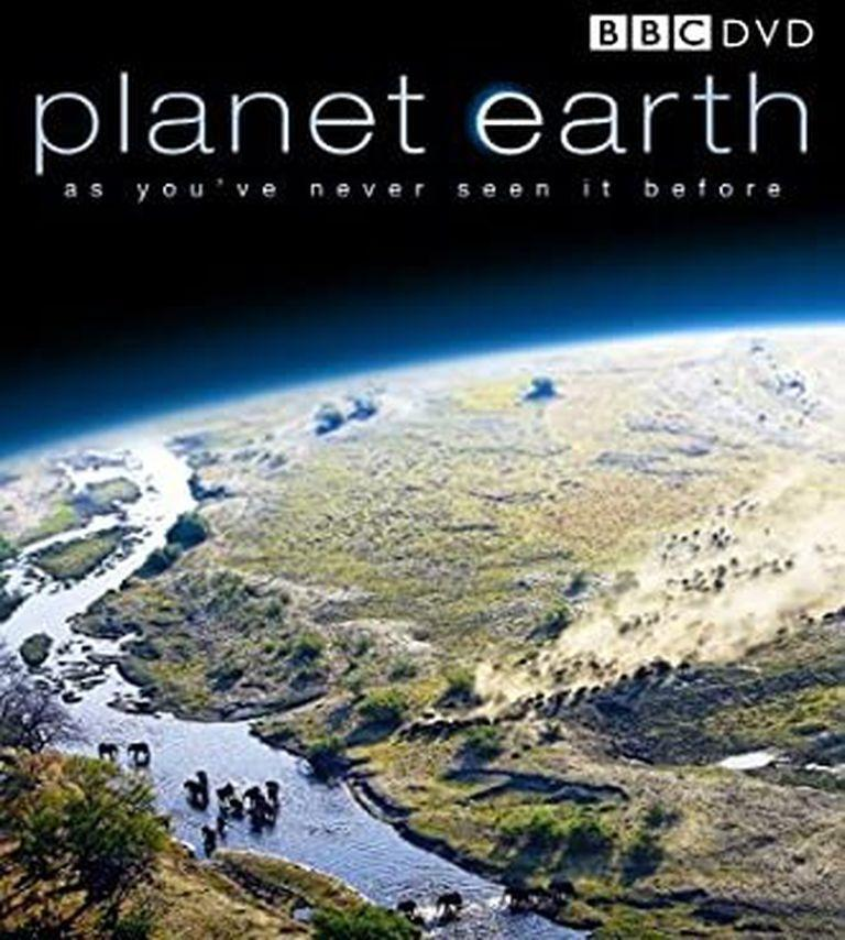 Planeta  Tierra, de David Attenborough