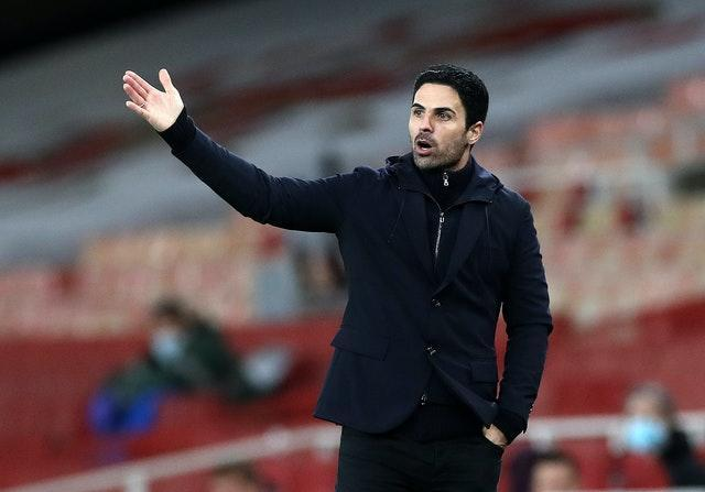 Mikel Arteta accepted pressure for Arsenal's results