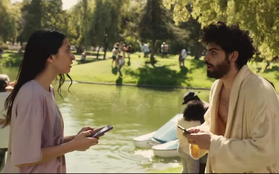 The new Wrigley's Extra ad has caught people off guard - Wrigley's Extra/ YouTube