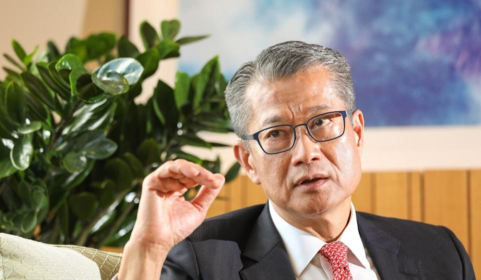 Hong Kong Financial Secretary Paul Chan is expected to deliver his annual budget speech on February 24. Photo: Nora Tam