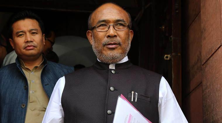 N biren singh, manipur, national register of citizens, NRC, NRC in Manipur, Manipur news, indian express