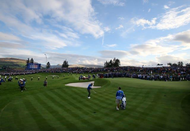 Gleneagles was the last UK course to host the Ryder Cup in 2014