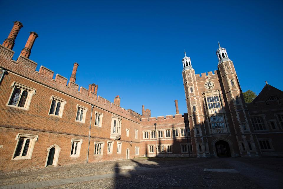 Eton College is in the sights of Labour party activists (Picture: AFP/Getty)