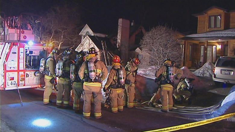 Man and woman homeless after west-end Ottawa house fire
