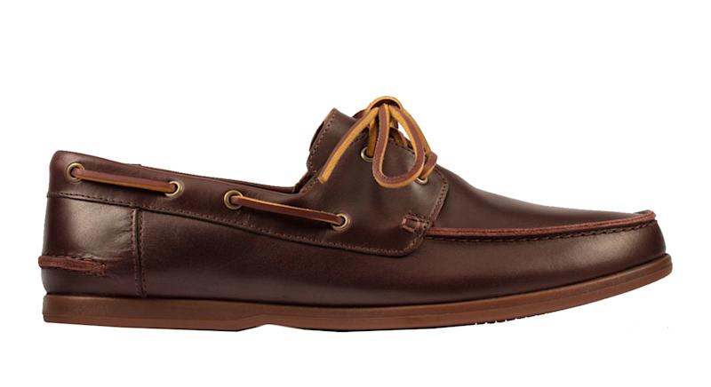 Pickwell Sail British Tan Leather