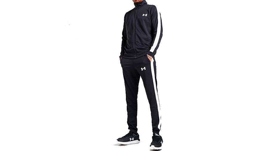 Under Armour Poly Tracksuit